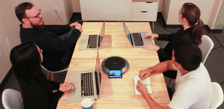Videoconferencing with Lifesize Cloud