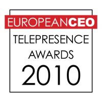 European CEO Telepresence Awards - 2010