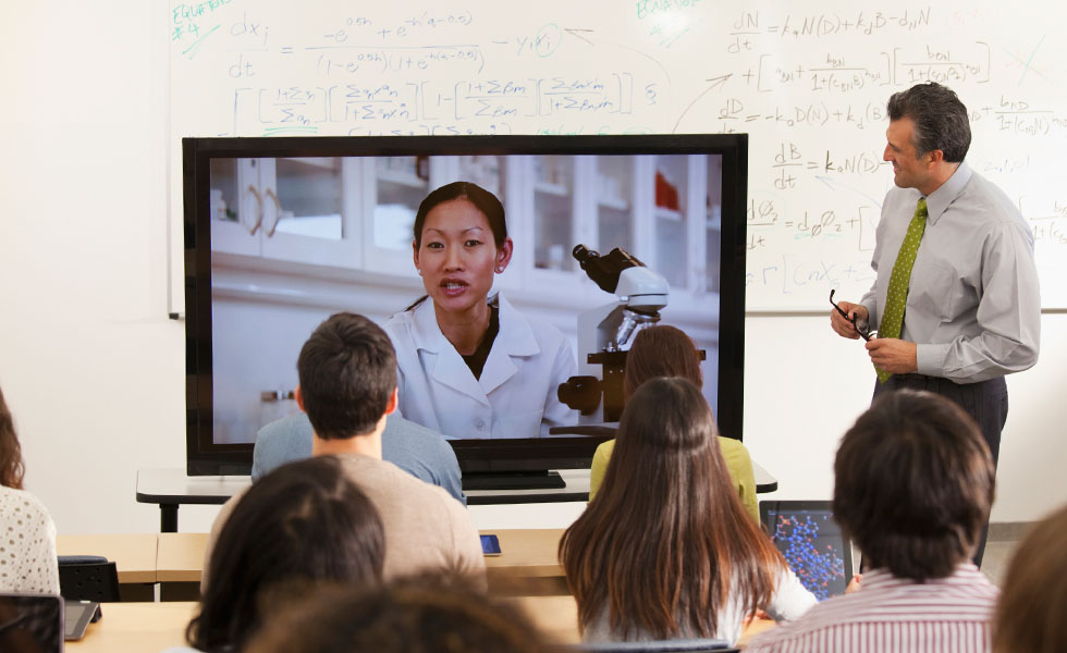 education video web amp audio conferencing solutions