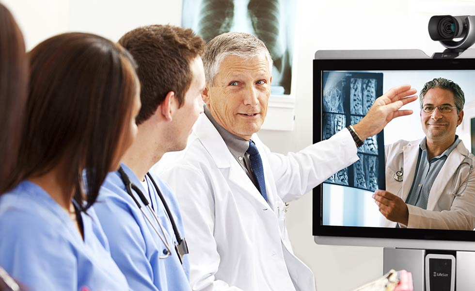 Medical & Telehealth Video, Web, & Audio Conferencing Solutions