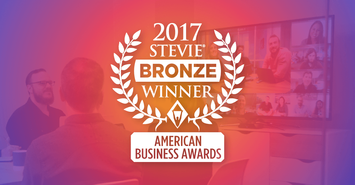 Lifesize Customer Success Team Wins Bronze Stevie Awards 2017