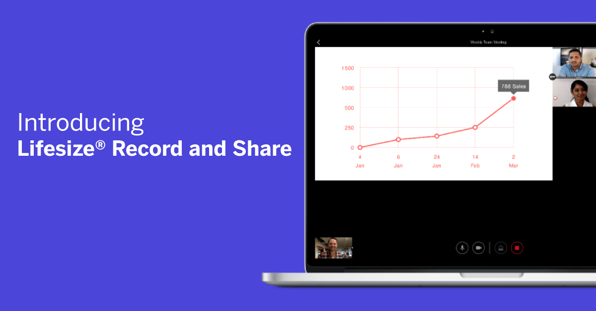 Introducing Lifesize Record and Share