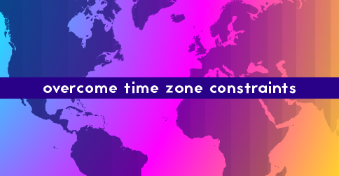 [INFOGRAPHIC] Multiple Time Zone Online Meeting Planner