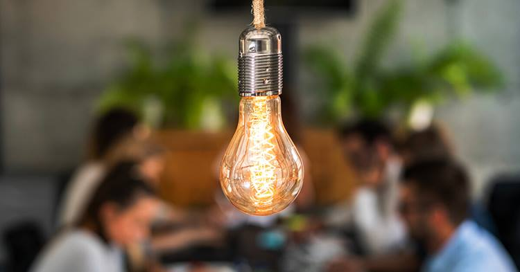 Proper lighting is a big factor in creating a professional look during a video conference call. Here are 7 lighting tips to implement for your next video conference calls.