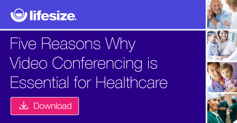 HD video conferencing telehealth lifesize